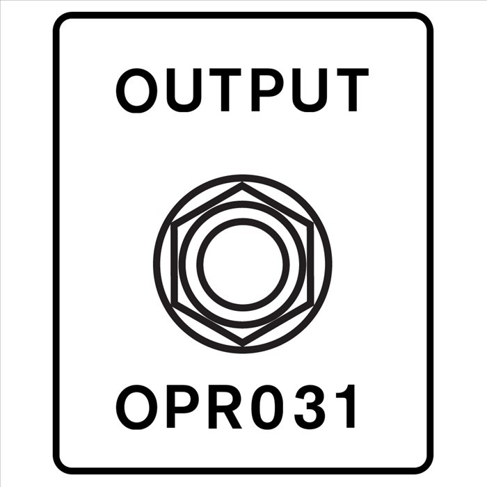 VARIOUS - Channel 1 - A Compilation Of Output Recordings