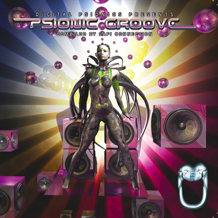 VARIOUS - Psionic Groove