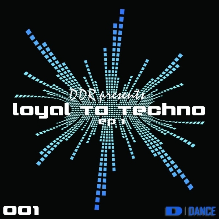 RYDEL/HARDWIRED/VESCA/THE FROG/FMS - Loyal To Techno EP 1