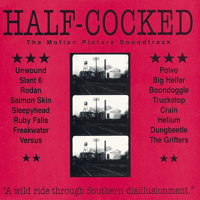 VARIOUS - Half-Cocked