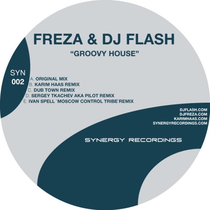 FREZA/DJ FLFLASH - Groovy House