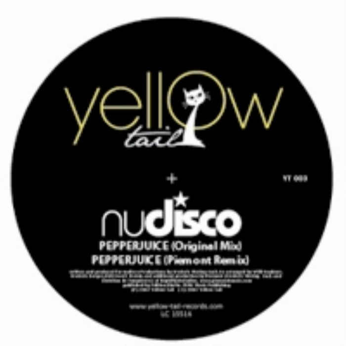 NUDISCO - Pepperjuice