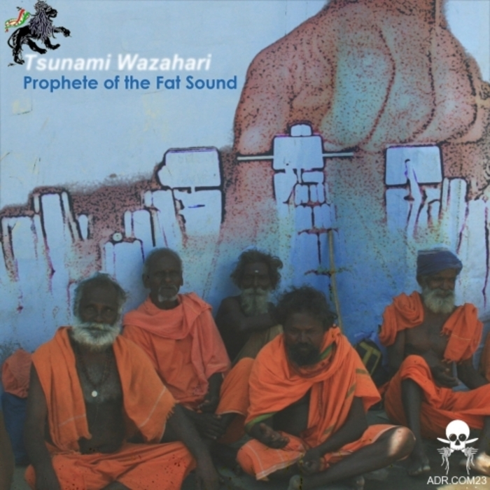 TSUNAMI WAZAHARI - Prophet Of The Fat Sound