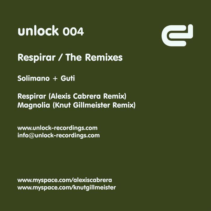 SOLIMANO/GUTI - Respirar EP: The Remixes