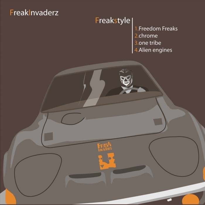 FREAK INVADERZ - Freakstyle