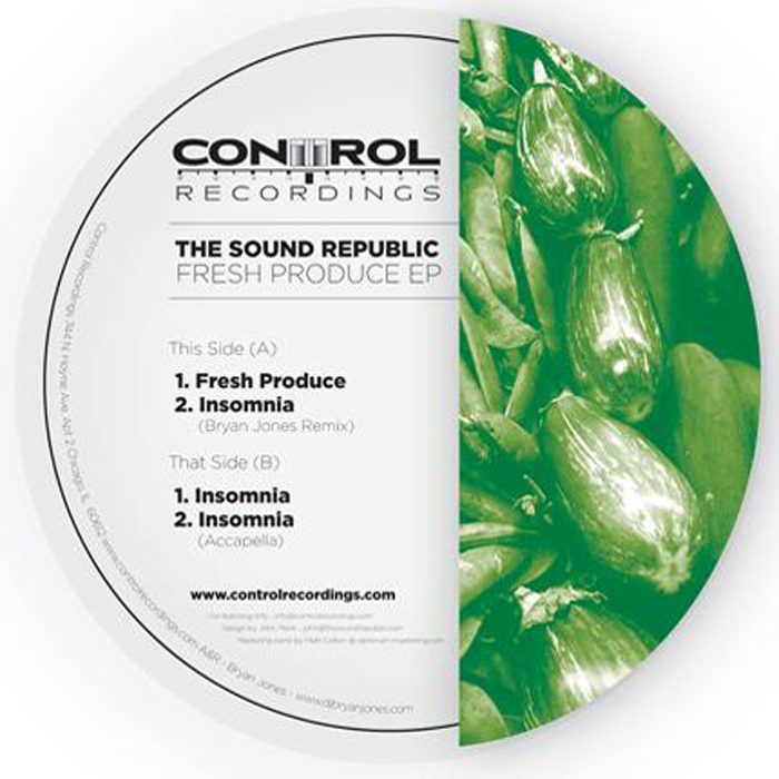 SOUND REPUBLIC, The - Fresh Produce EP