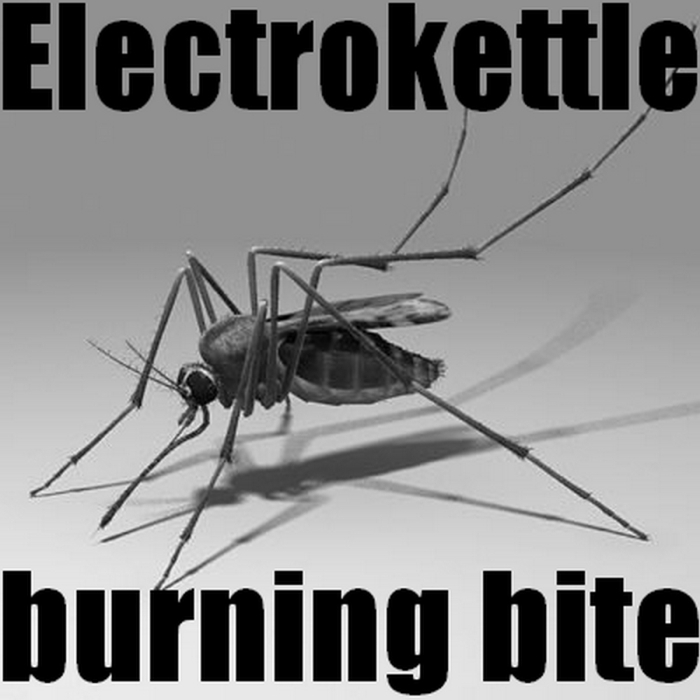ELECTROKETTLE - Burning Bite