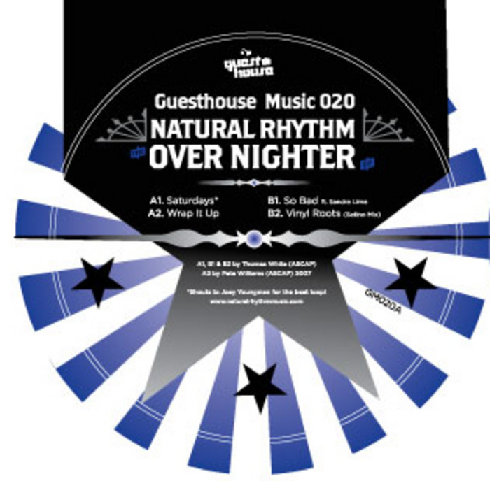 NATURAL RHYTHM - Over Nighter EP