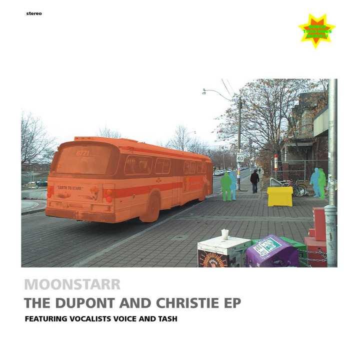 MOONSTARR - Dupont & Christie EP