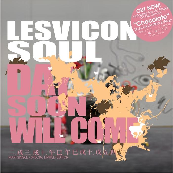 LESVICON SOUL - Day Soon