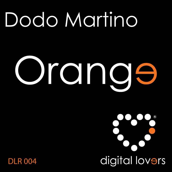 MARTINO, Dodo - Orange