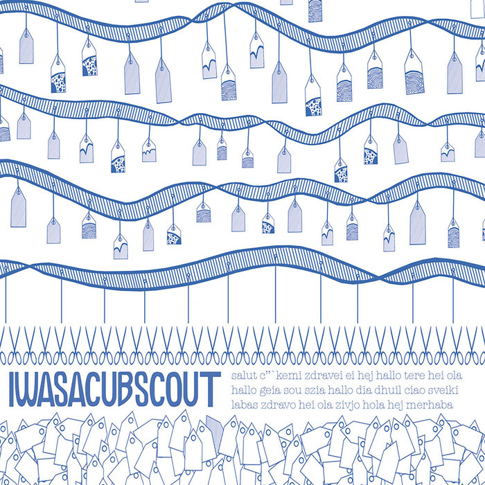 I WAS A CUB SCOUT - EP