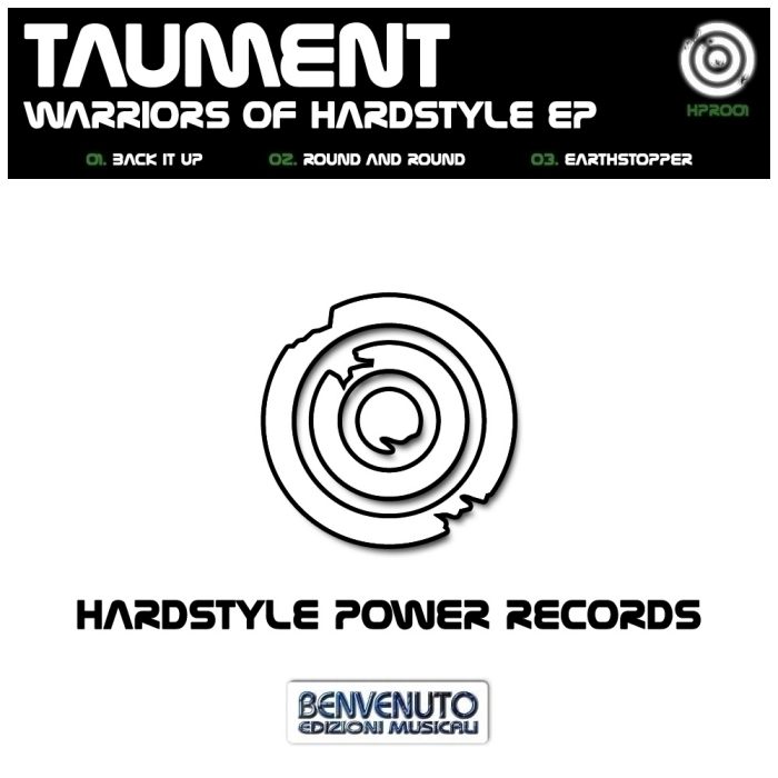 TAUMENT - Warriors Of Hardstyle EP