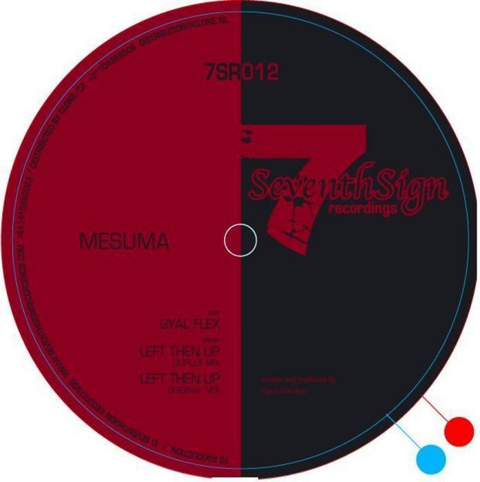 MESUMA - Left Then Up