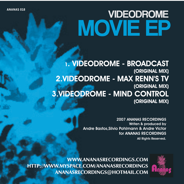 VIDEODROME - Movie EP