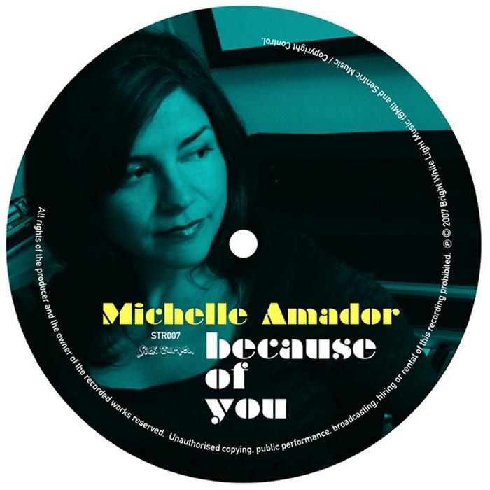 AMADOR, Michelle - Because Of You