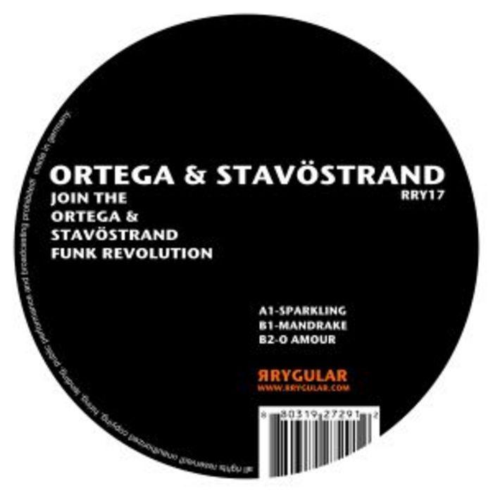 ORTEGA/STAVOSTRAND - Join The Ortega & Stavostrand Funk Revolution