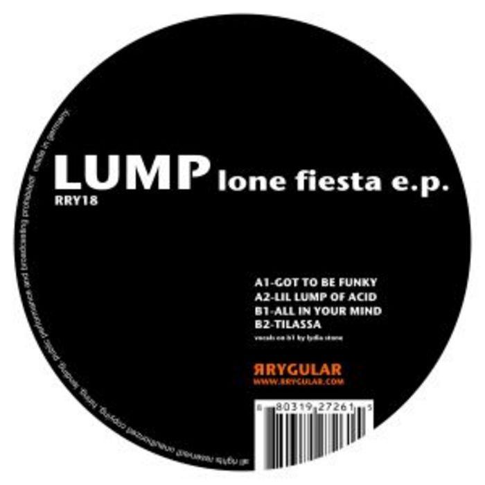 LUMP - Lone Fiesta EP