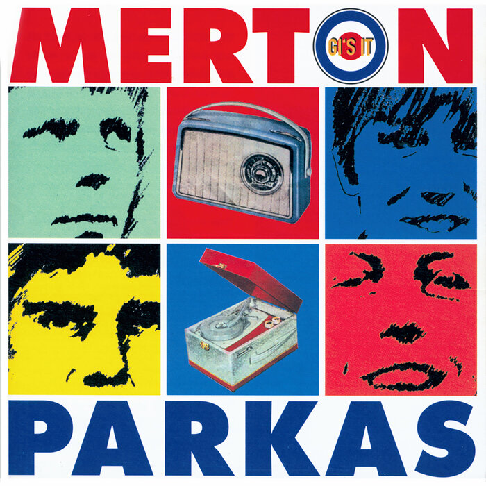 MERTON PARKAS, The - Face In The Crowd