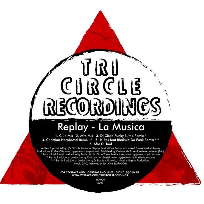 REPLAY - La Musica