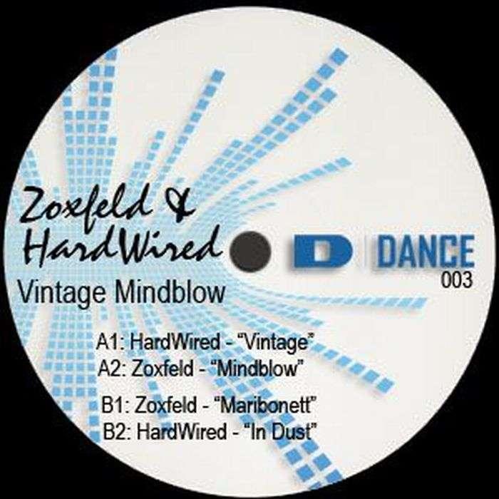 ZOXFELD/HARDWIRED - Vintage Mindblow