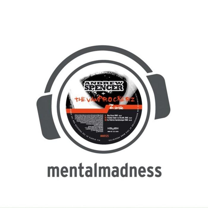 Andrew Spencer & The Vamprockerz - Zombie (Special Mixes)