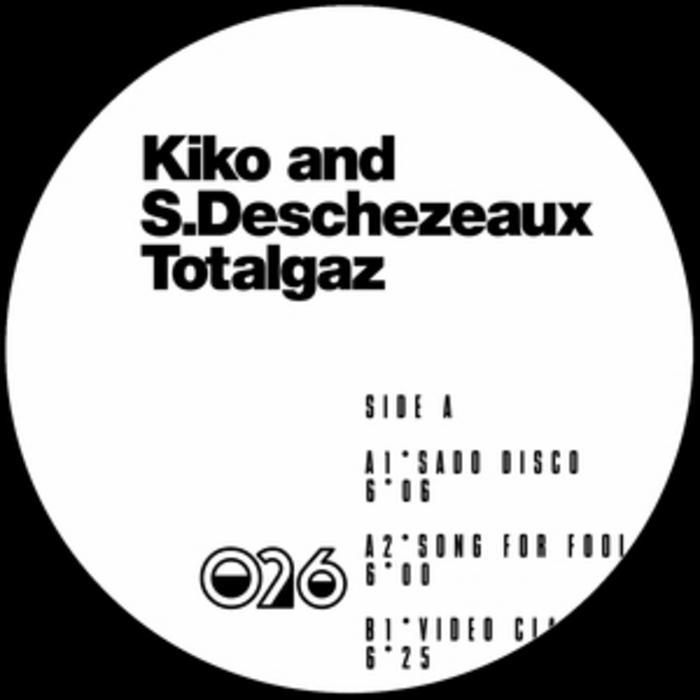 KIKO/S DESCHEZEAUX - Total Gaz