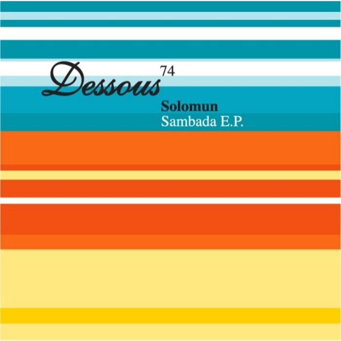 SOLOMUN - Sambada EP