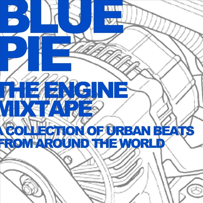AFRICAN CHINA/VARIOUS - The Engine Mix Tape