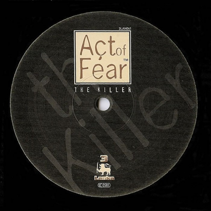 ACT OF FEAR - The Killer