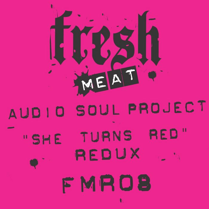 AUDIO SOUL PROJECT - She Turns Red (Redux)