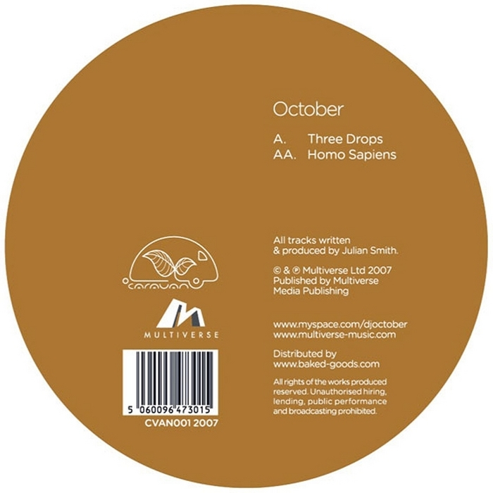 OCTOBER - October EP