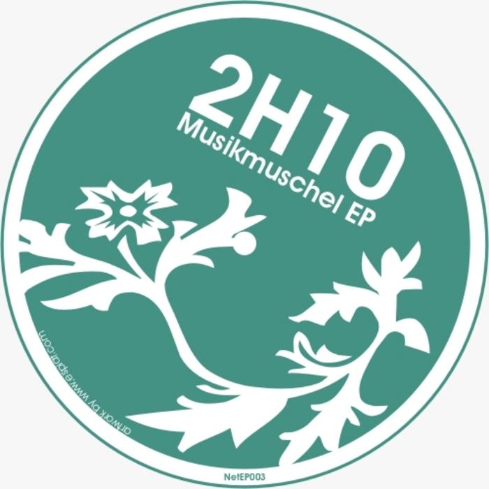 2H10 - Musikmuschel EP