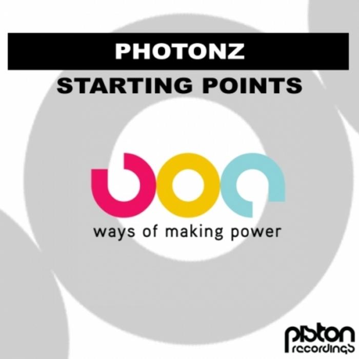 PHOTONZ - Starting Points
