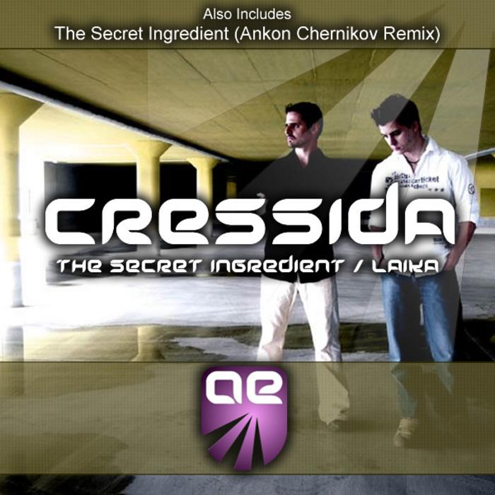 CRESSIDA - Cressida EP