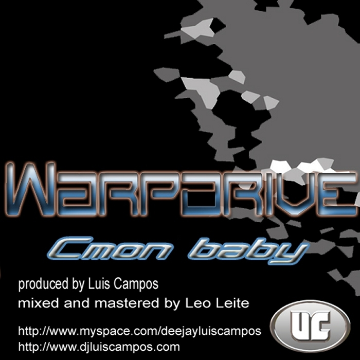 WARPDRIVE - Come On Baby