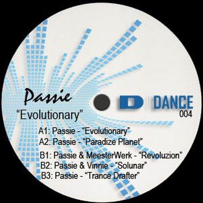 PASSIE/MEESTERWERK/VINNIE - Evolutionary EP
