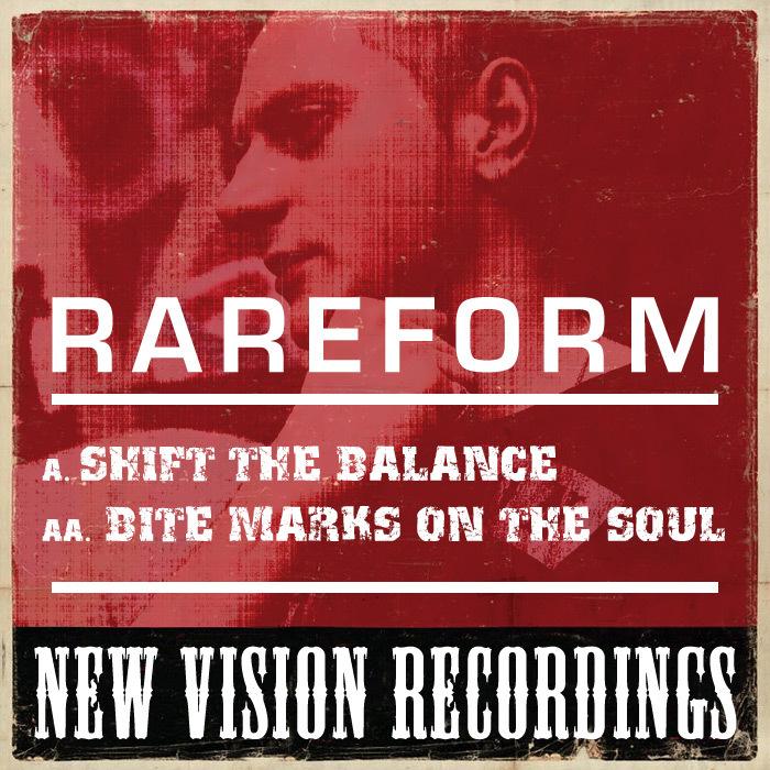 RAREFORM - Shift The Balance