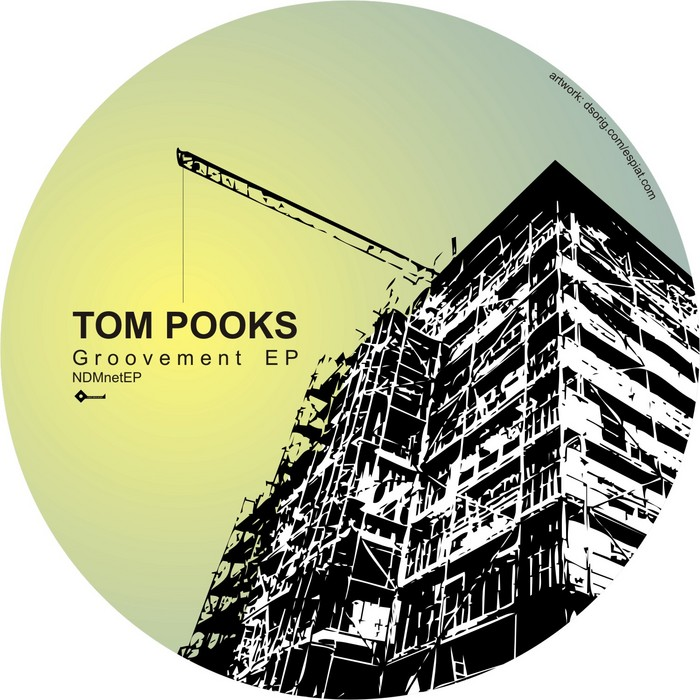 POOKS, Tom - Groovement EP