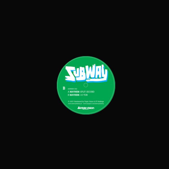 MAYHEM - Split Sound