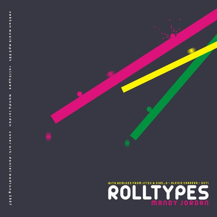 JORDAN, Mandy - Rolltypes