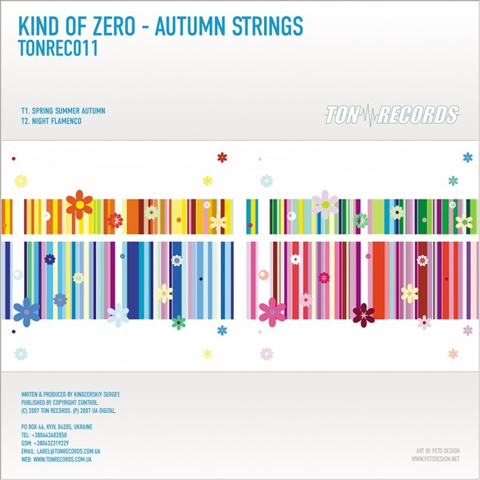 KIND OF ZERO - Autumn Strings