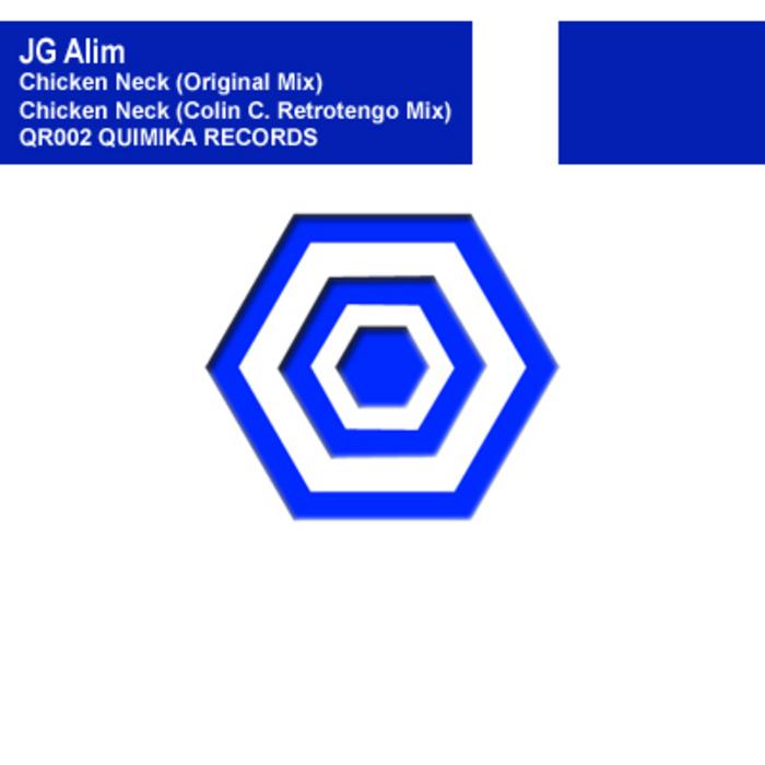 JG ALIM - Chicken Neck