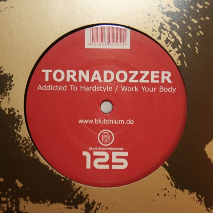 TORNADOZZER - Addicted To Hardstyle