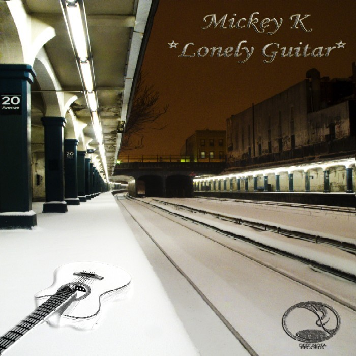 MICKEY K - Lonely Guitar (extended mix)