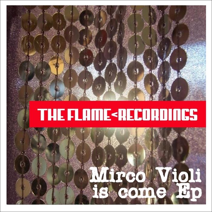 VIOLI, Mirco - Is Come EP