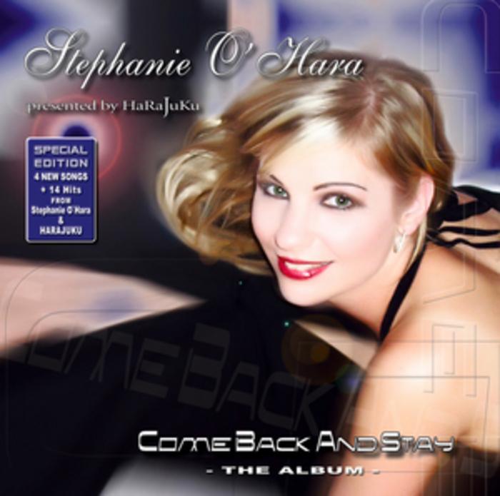 O'HARA, Stephanie presented by HARAJUKU - Come Back & Stay