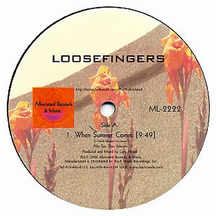 LOOSEFINGERS - Loosefingers EP