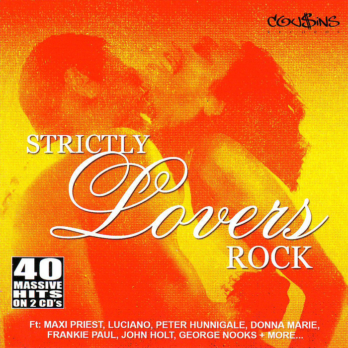 VARIOUS - Strictly Lovers Rock