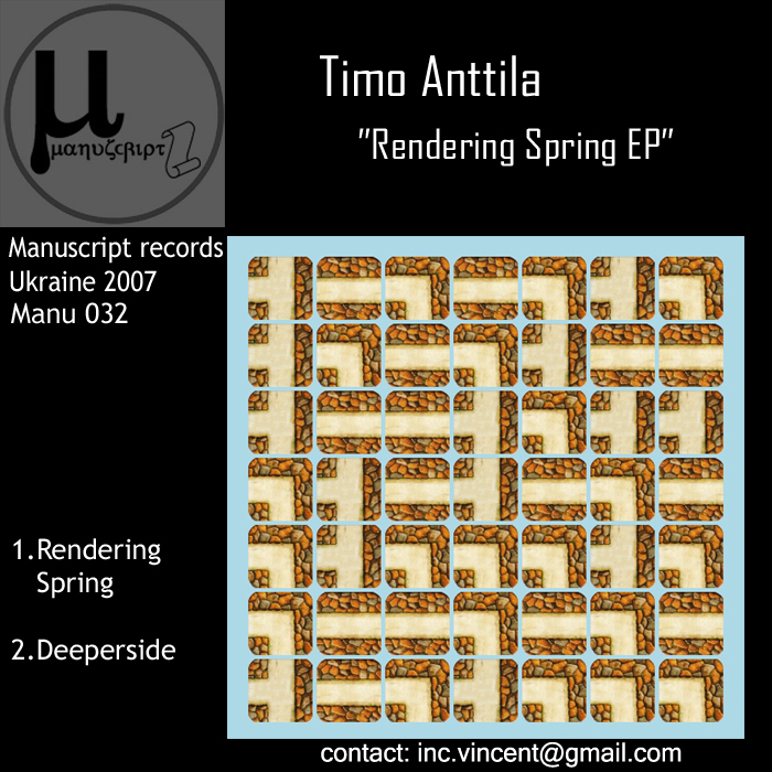 ANTTILA, Timo - Rendering Spring